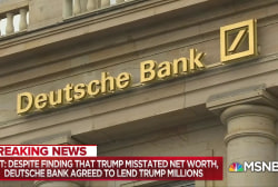 Despite defaults, Deutsche Bank kept loaning to Trump: NYT