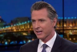 Newsom on skewed death row: 'I cannot support that system'