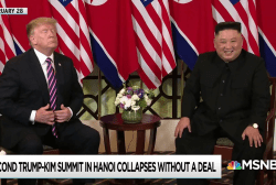 NBC: NK reactivating missile site after Trump's failed summit
