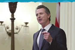 California Governor Newsom moves to end state's death penalty