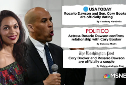 McCammond: Cory Booker's team needs to put policy platform front and center-not who he's dating