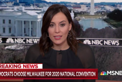 DNC picks Milwaukee as host city for 2020 convention