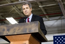 In surprise move, Sen. Sherrod Brown decides not to run for president