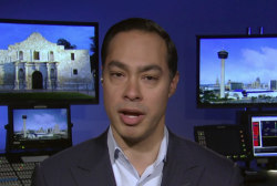 Presidential candidate Julián Castro tackles Trump and 2020 opposition