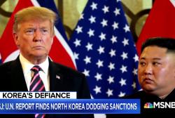 Concerns over North Korean activity weeks after Hanoi summit
