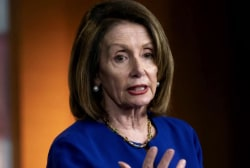 Pelosi to Mika: I intend to use 'full force' to have report released