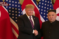 Trump says NK promised no new tests; pics show otherwise