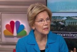 Warren: Wait for Mueller report before we talk impeachment