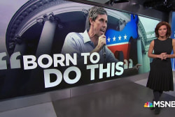 After months of anticipation, Beto O'Rourke enters 2020 race