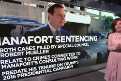 Manafort in court for another round of sentencing