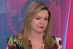 Amber Tamblyn on how Time's Up and #MeToo can lead to big change