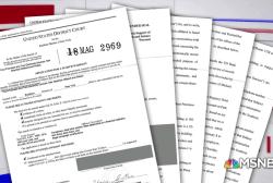 Cohen document release sheds new light on timeline of investigation