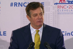 Manafort facing charges from NY, preventing a presidential pardon