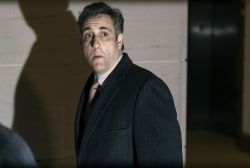 Documents on FBI's raid of Michael Cohen's home, office released