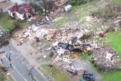 At least 23 dead, dozens injured after tornadoes rip through AL