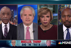 Rev. Al Sharpton: What's In The Mueller Report?