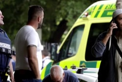 Suspect in New Zealand terrorist attack described as right-wing extremist