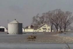 NOAA warns of 'unprecedented' spring flooding season