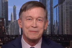 Hickenlooper: Climate policy has to be 'laser focused'