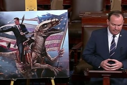 Senate Republicans make a mockery of the 'Green New Deal'