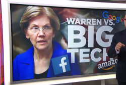 Tech reporter: 2020 election is 'a referendum on big tech'