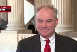 Sen. Kaine: Congress is starting to haul back war-making powers