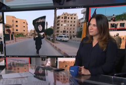 ISIS fight in Syria: Women, children in crossfire