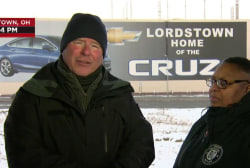 Autoworker on Ohio GM plant closure: It's going to be difficult
