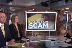 50 people charged in nationwide college admission cheat scheme