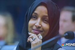 Is Rep. Omar sparking discussions about the way we discuss Israel?