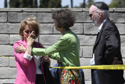 Mayor of Poway: 1 dead in California synagogue shooting, believes hate crime