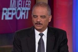 MSNBC anchor presses Holder on Obama admin. deportations
