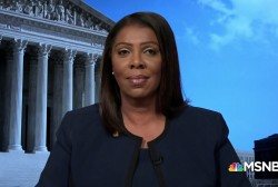 New York Attorney General on plan to thwart Trump pardons
