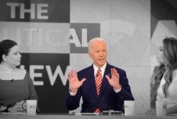 Joe Biden struggles to apologize for a past lack of sensitivity