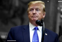 Trump and Washington brace for the release of Mueller's report 'next week'