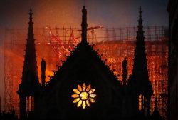 French officials pledging to rebuild Notre Dame after devastating fire