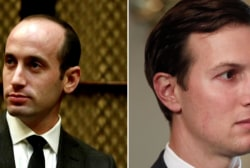 Will Kushner or Miller be the last man standing on immigration?