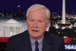 Chris Matthews: Trump's govt lacks credibility of a Senate confirmation