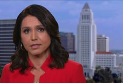Tulsi Gabbard calls Assange's arrest a blow to transparency and free press