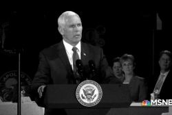 Mike Pence just wants to live like it's fifty years ago