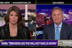 Congressman who represents Poway, CA: 'This really is terrorism'