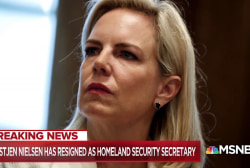 Two years in, two Trump DHS secretaries have come and gone