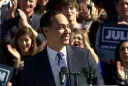 Julián Castro, from humble beginnings to the president's cabinet