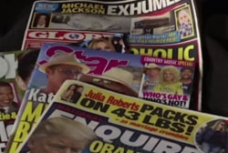Firm looks to offload National Enquirer, 'disgusted' by tactics