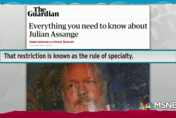 Narrow window if Assange is to see charges for 2016 activities