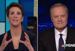 Rachel Maddow on 'when it comes to coming out'