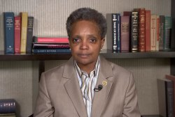 Lori Lightfoot shares her priorities as next Chicago mayor