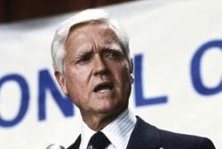 Ex-South Carolina Senator Hollings dies at age 97