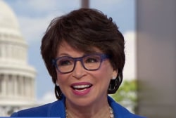 Valerie Jarrett discusses new book and crowded 2020 field