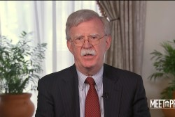Bolton: 'I don't think we need to make any apologies' on Cuba foreign policy